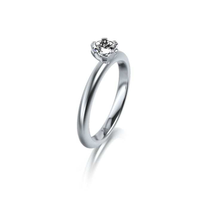 Meister Engagement Ring 0 Engagement Rings Platinum Meister