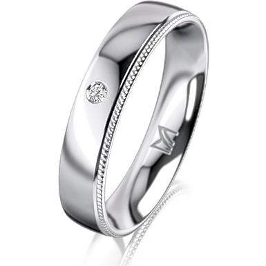 Meister Wedding Ring Phantastics Twinset 0 Wedding Rings Whitegold